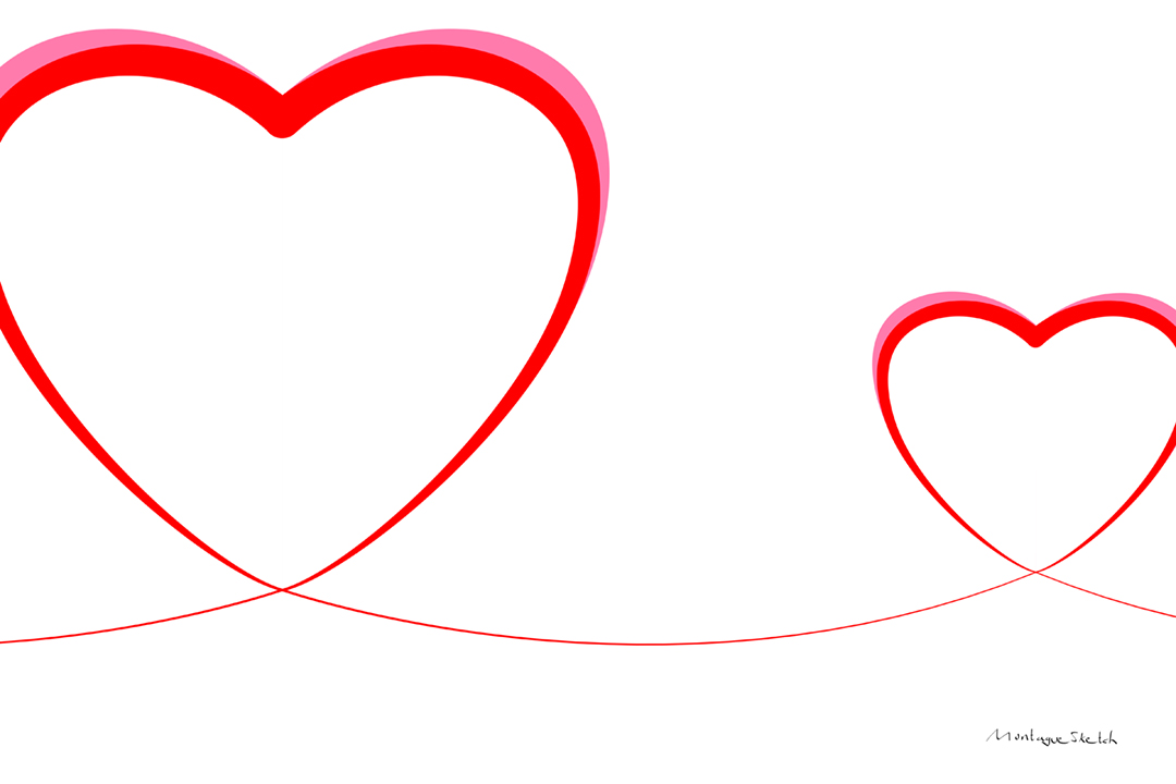 Red Hearts positive